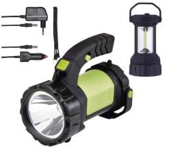Veľká baterka pre rybárov LED CREE COB 5W- nabíjateľná