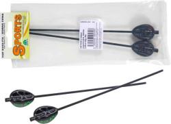Method feeder olovo na tyčke 2ks - 40-140g