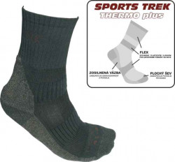 Termo ponožky SPORTS TREK Thermo plus