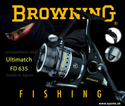Browning navijak Ultimatch