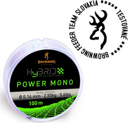 Browning vlasec Hybrid Power Mono, 100m