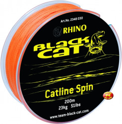 Šnúra Black Cat Catline Spin, 200m