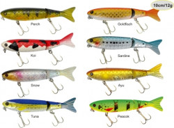 Quantum wobler Top Gipsy F, 10cm/12g/ponor 0,0m