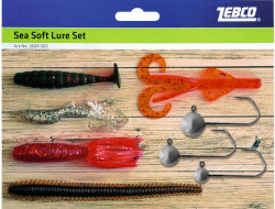 Rybársky set Sea Soft Lure