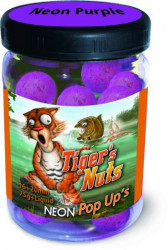 Boilies Tiger´s Nuts Neon Pop Up, 16/20mm,75g + Dip