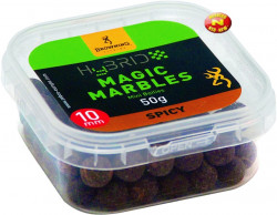 Boilies Hybrid Magic Marbles, 10mm/50g kôrovce