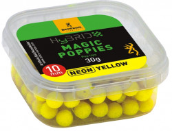 Boilies Hybrid Magic Neon Poppies, 10mm/30g