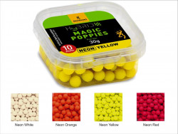 Boilies Hybrid Magic Neon Poppies, 8mm/30g