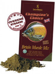Krmivo Browning Champions Choice 1kg Betain Mussle Mix