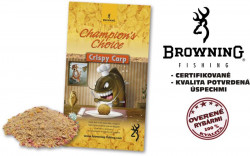 Krmivo Browning Champion Choice 1kg Crispy Carp