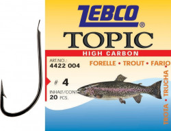 H��ik Zebco Topic, Trout