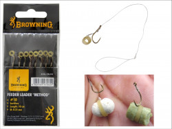 Browning nadv�zec Feeder Method/Pellet-Band, 10cm, 8ks