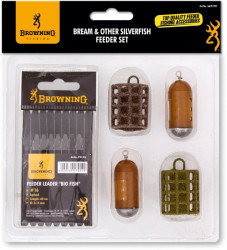 Browning feeder set Bream & Other Silverfish