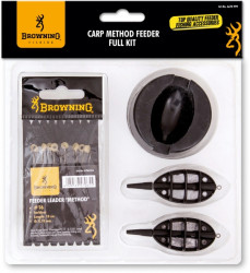 Browning feeder set Carp Method