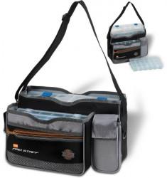 01c1412997 Rybárska taška s troma plastovými boxami - PRO STAFF