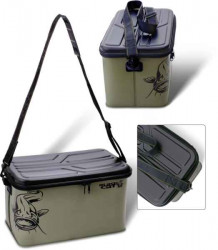 Vodotesná rybárska taška Flex Box Carrier 40x24x25cm