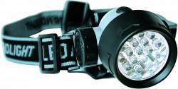 Lampa Zebco 17 LED čelová
