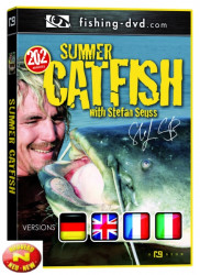 DVD Summer Catfish so Stefanom Seußom