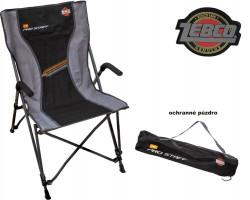 Skladacia rybárska stolička Pro Staff SX 41x54x62cm