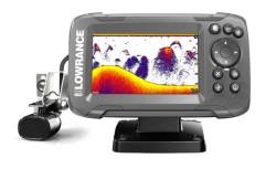 Sonar na ryby Lowrance HOOK2 - 4X GPS