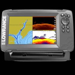 Lowrance sonary na ryby HOOK2 - 7X GPS Chirp + DSI 120°