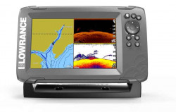 LOWRANCE rybársky sonar HOOK2-7 HDI Combo SplitShot