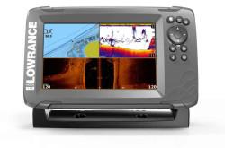 Rybárske sonary LOWRANCE HOOK2-7 TS Combo TripleShot
