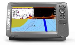 Rybársky sonar LOWRANCE HOOK2-9 HDI Combo SplitShot