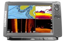 LOWRANCE rybárske sonary HOOK2-12 TS Combo TripleShot