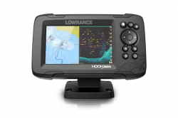 Lowrance Hook Reveal 5 83/200 HDI ROW sonar na ryby