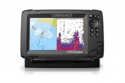 Lowrance Hook Reveal 7 50/200 HDI ROW sonar na ryby
