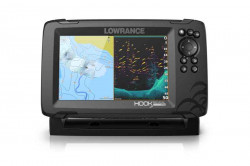 Lowrance Hook Reveal 7 83/200 HDI ROW sonar na ryby
