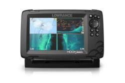 Lowrance Hook Reveal 7 Tripleshot ROW sonar na ryby
