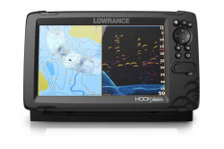Lowrance Hook Reveal 9 50/200 HDI ROW sonar na ryby