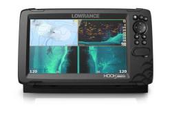 Lowrance Hook Reveal 9 Tripleshot ROW sonar na ryby