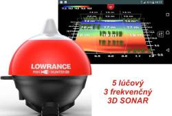 Nahadzovací sonar Lowrance FishHunter 3D