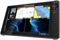 Sonar na ryby LOWRANCE HDS-16 Live