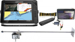 Sonar na ryby LOWRANCE HDS-12 Live