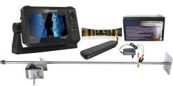 Sonar na ryby LOWRANCE HDS-7 Live