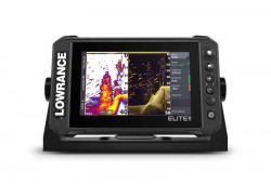 Rybárske sonary Lowrance Elite FS 7 so sondou HDI