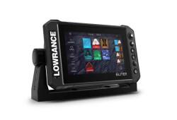Rybárske sonary Lowrance Elite FS 7 bez sondy