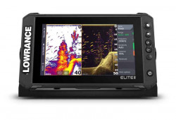 Sonary Lowrance Elite FS 9 so sondou Active Imaging