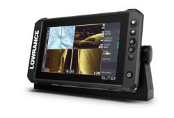 Rybárske sonary Lowrance Elite FS 9 bez sondy