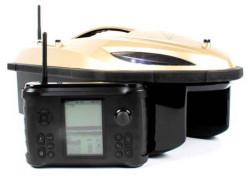 Zavážacia loďka PRISMA Junior s GPS a sonarom