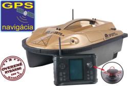 Zavážacia loďka Prisma 5 gen3 + sonar + GPS - 11000mAh