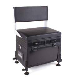 JVS sedací box s operadlom 32 x 42 x 60 - biela