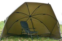 7527f8245 Brolly s dáždnikovou konštrukciou a bočnicami 3m
