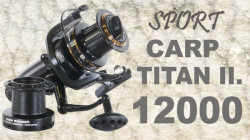 Navijak SPORTS CARP TITAN II 12000