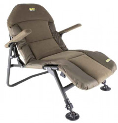 Rybárske kreslá FAITH Lounge Chair S - do 125kg