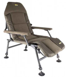 Rybárske kreslá FAITH Lounge Chair XL - do 125kg